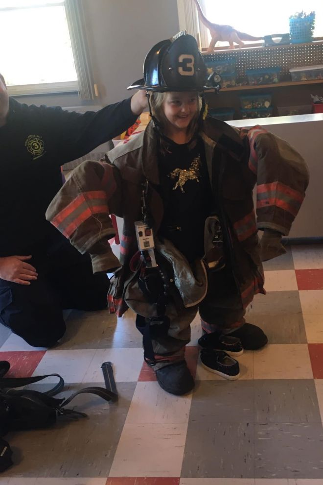 greencastle preschool student fire dept